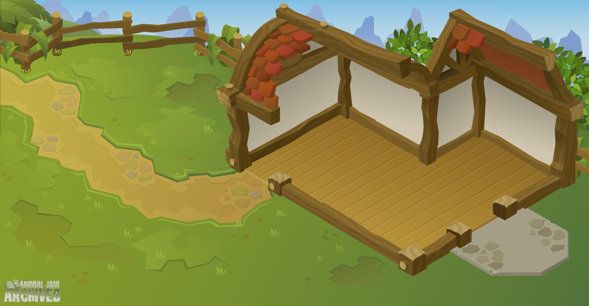 Small Den Map