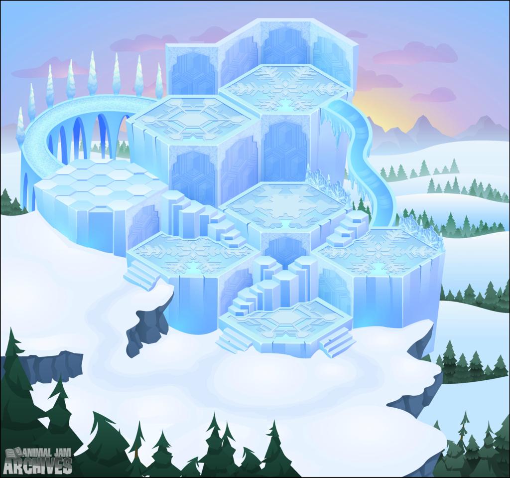 Winter Palace Map