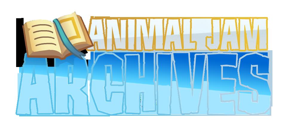 Animal Jam Archives Logo
