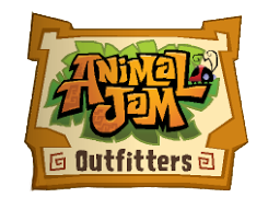 Animal Jam Outfitters Logo