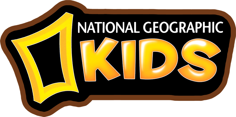 Old National Geographic Kids Logo