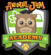Animal Jam Academy Logo
