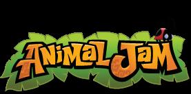 Horizontal Animal Jam Logo