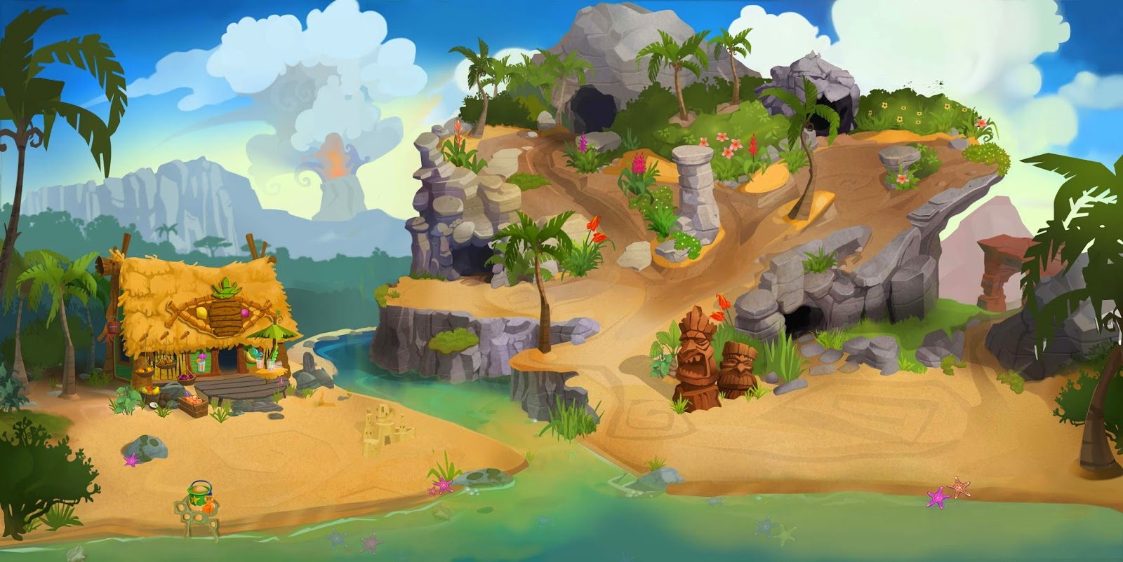 Backgrounds Animal Jam Archives