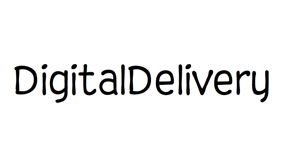 DigitalDelivery Font