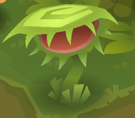 The Chomper Plant - This plant is VERY beneficial, he is like your best friend! Use him to help you defeat those pesky phantoms!