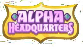 Alpha Headquarters Logo