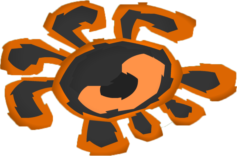 Black:orange phantom rug.png
