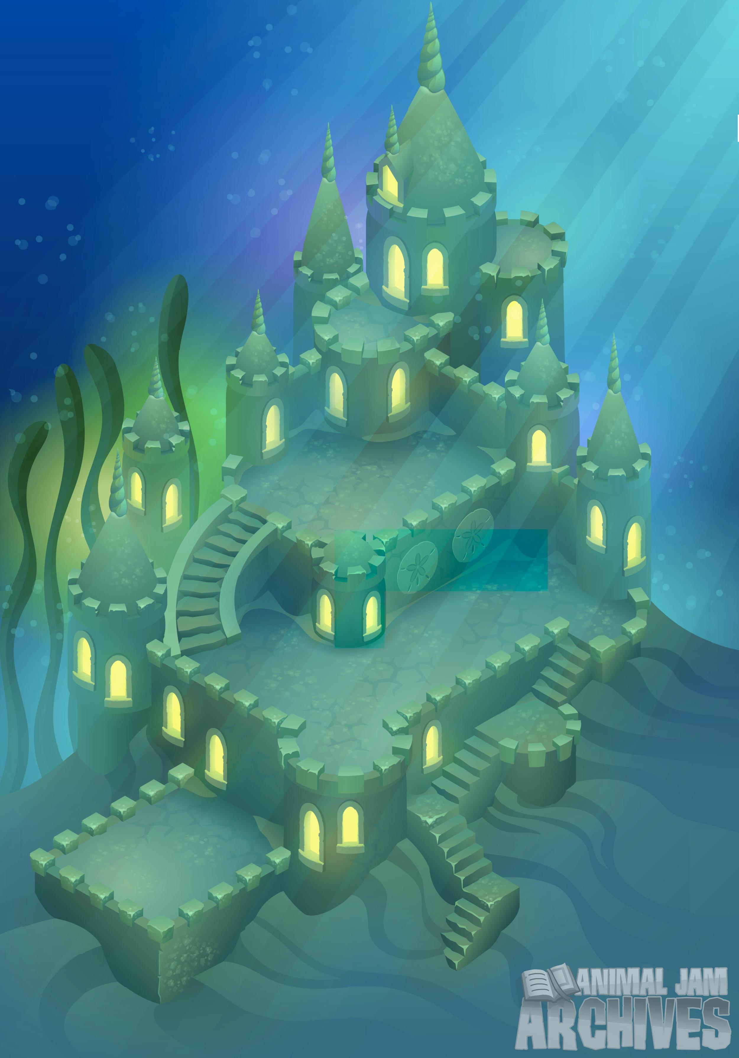 Sand Castle Map