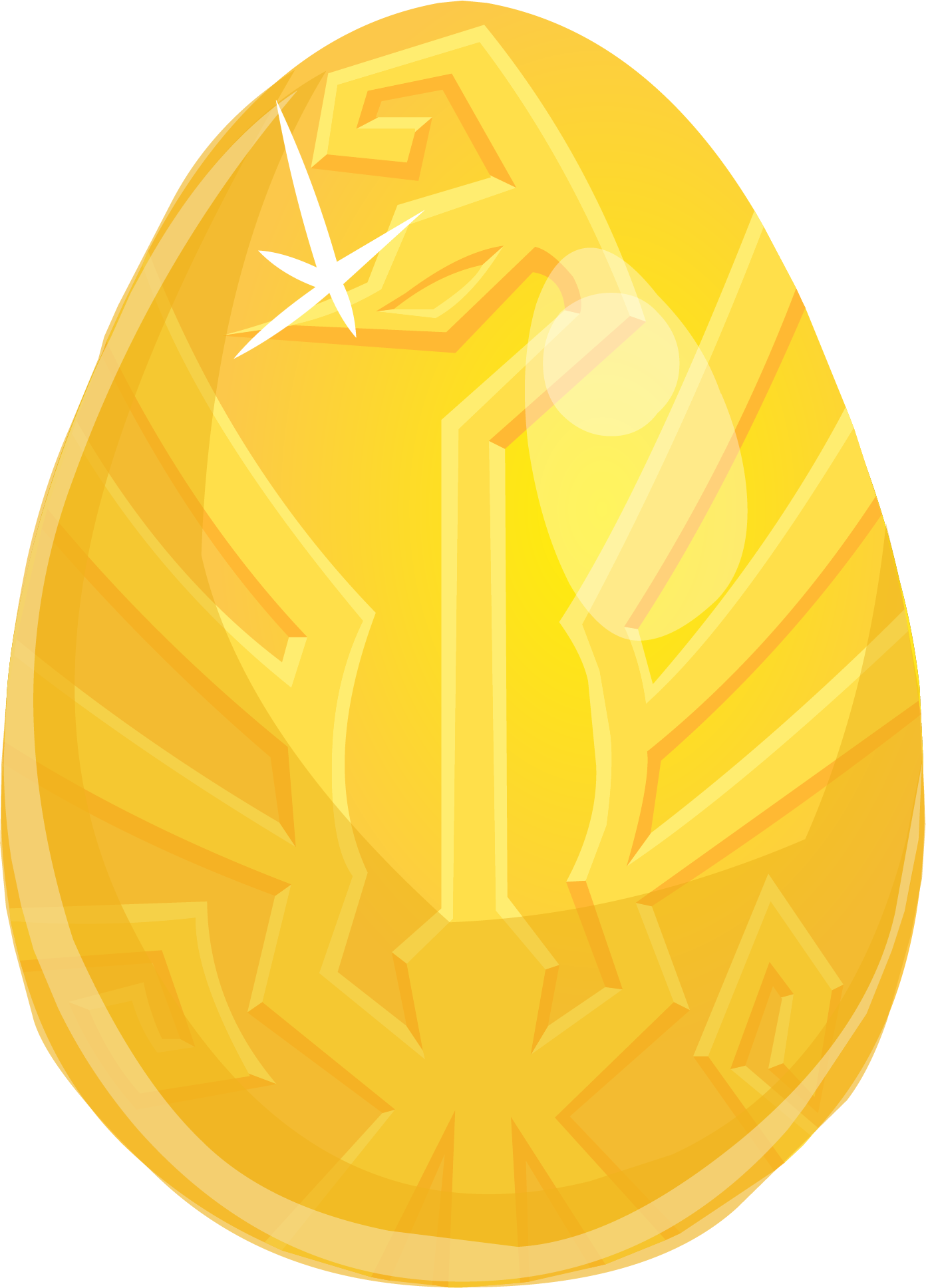 Golden Mira Egg