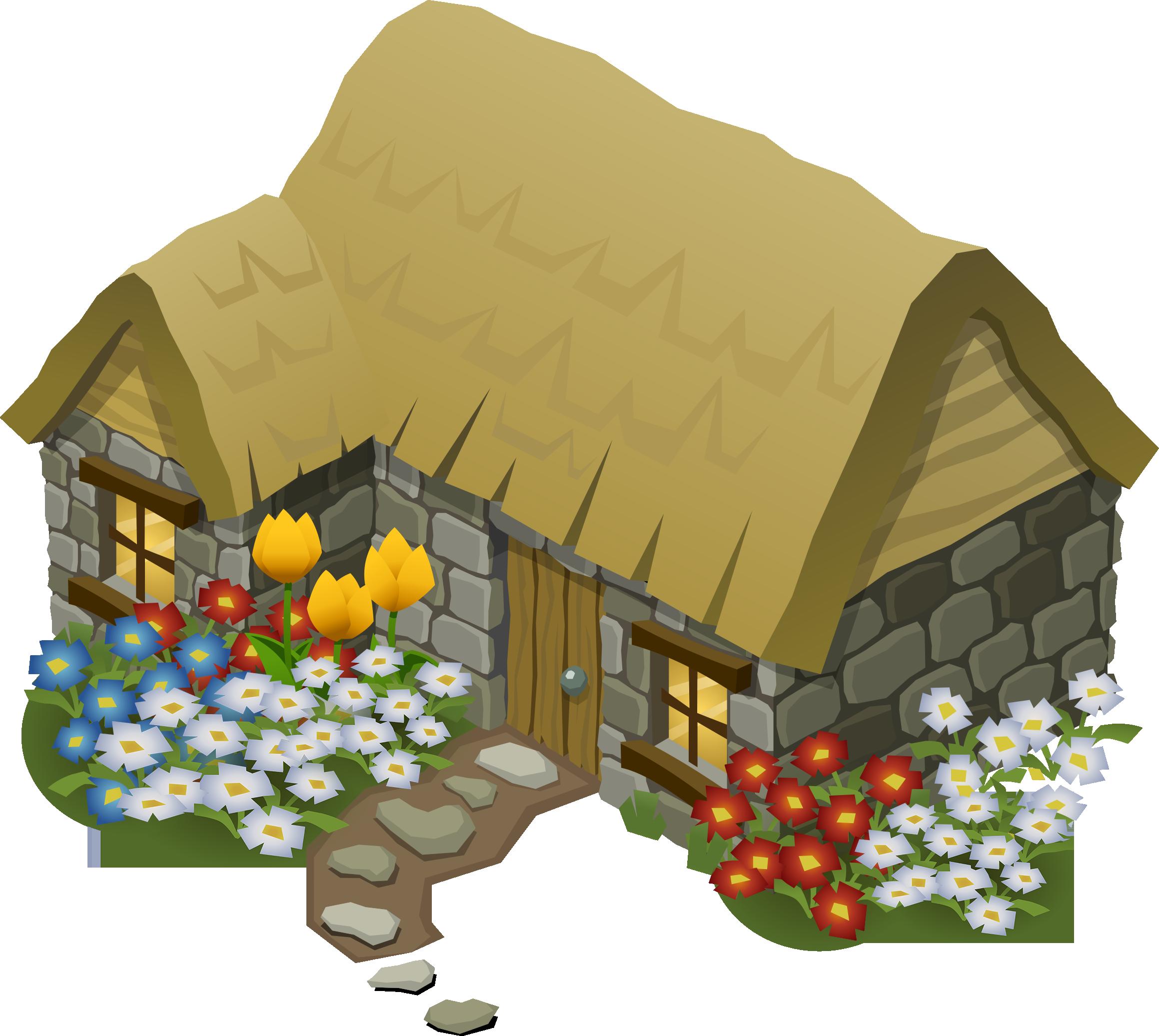 Spring Festival Cottage
