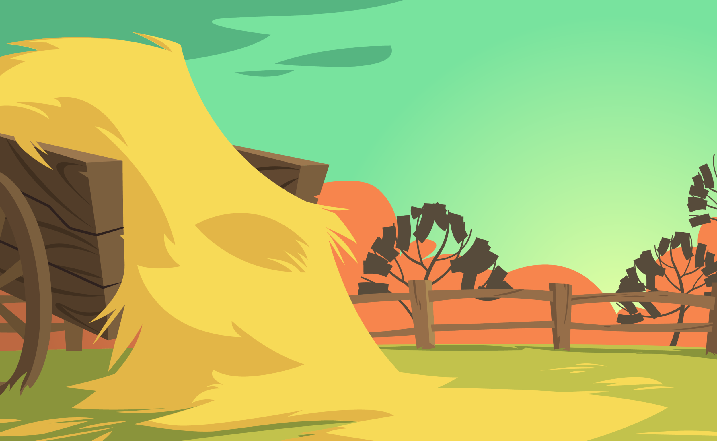New! - Harvest Backdrop