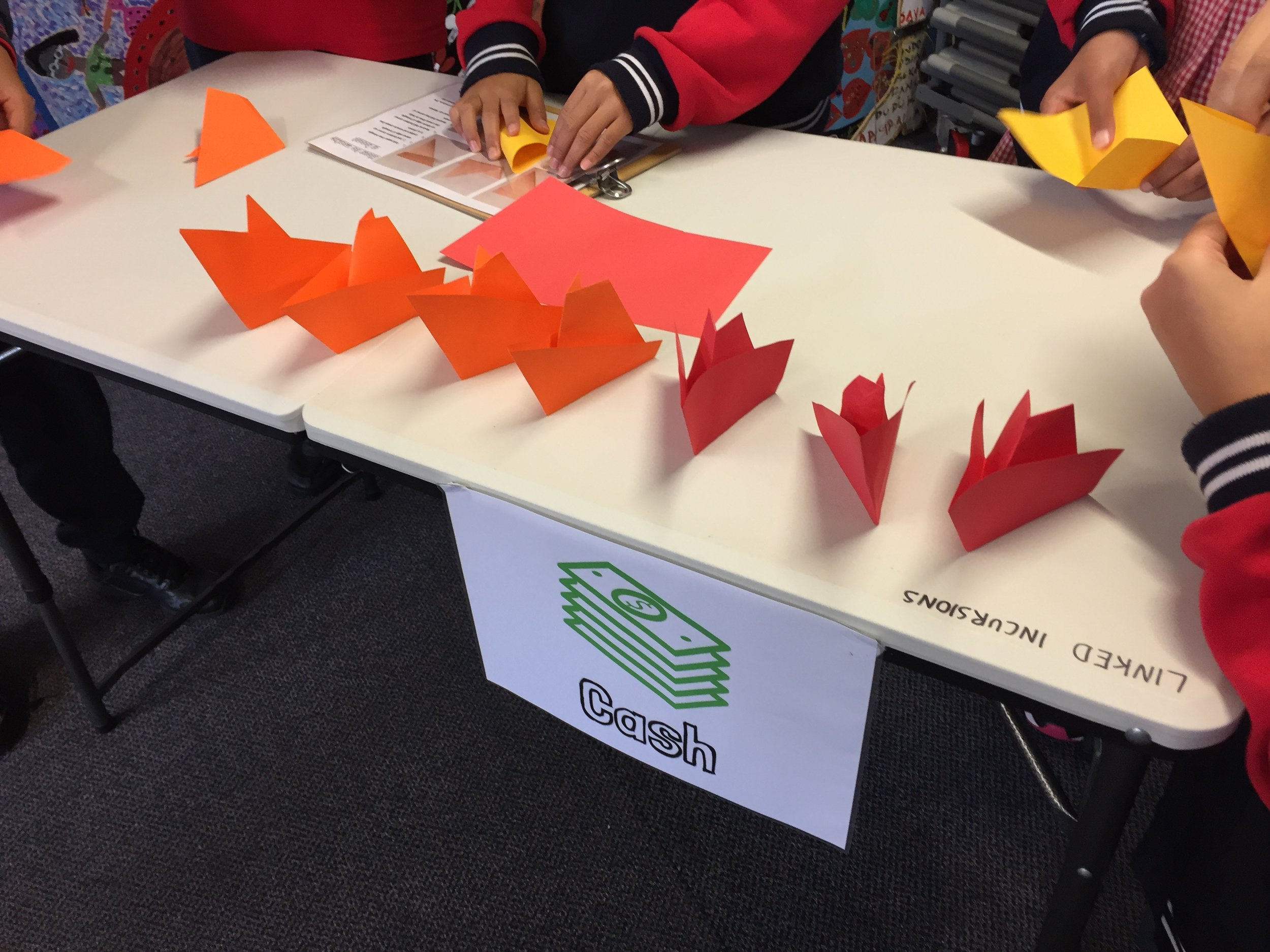 Origami Boat Business