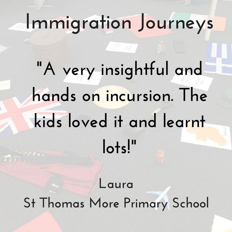 Immigration Journeys Feedback
