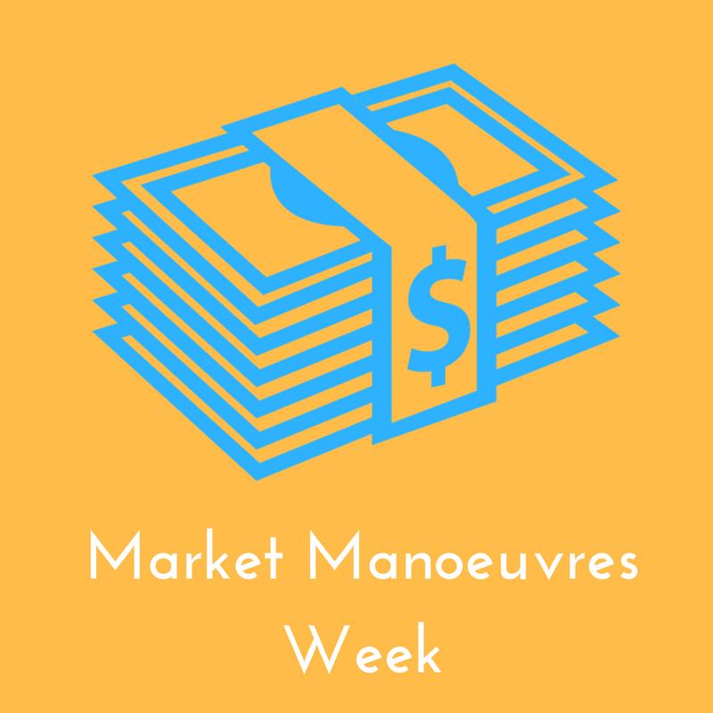 Market Manoeuvres week