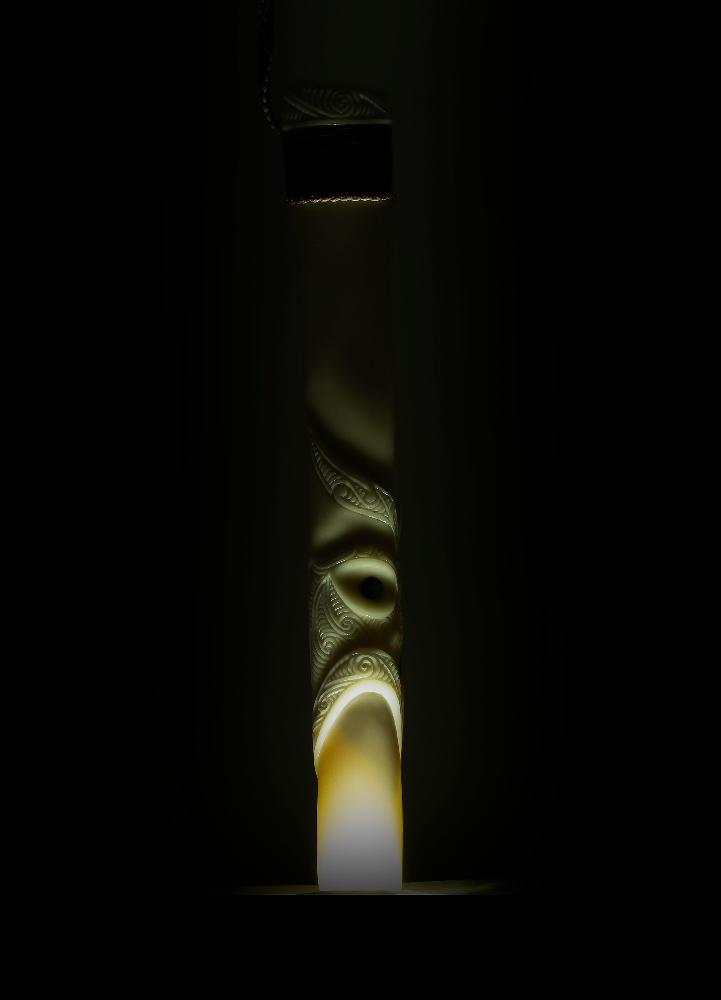Kōauau - This special kōauau (small flute), is named te Manawa o Te Kore. It is a part of the Healing Sound series of Taonga.