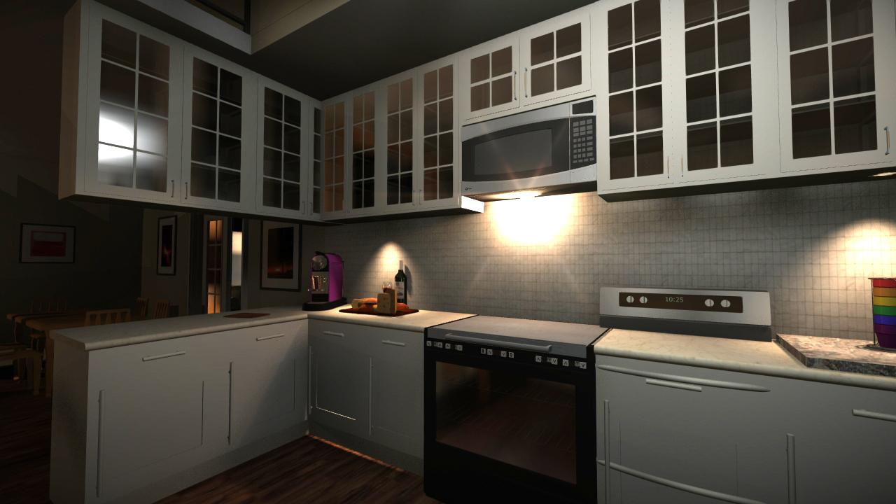 Using 3D Rendering For Remodeling A Home