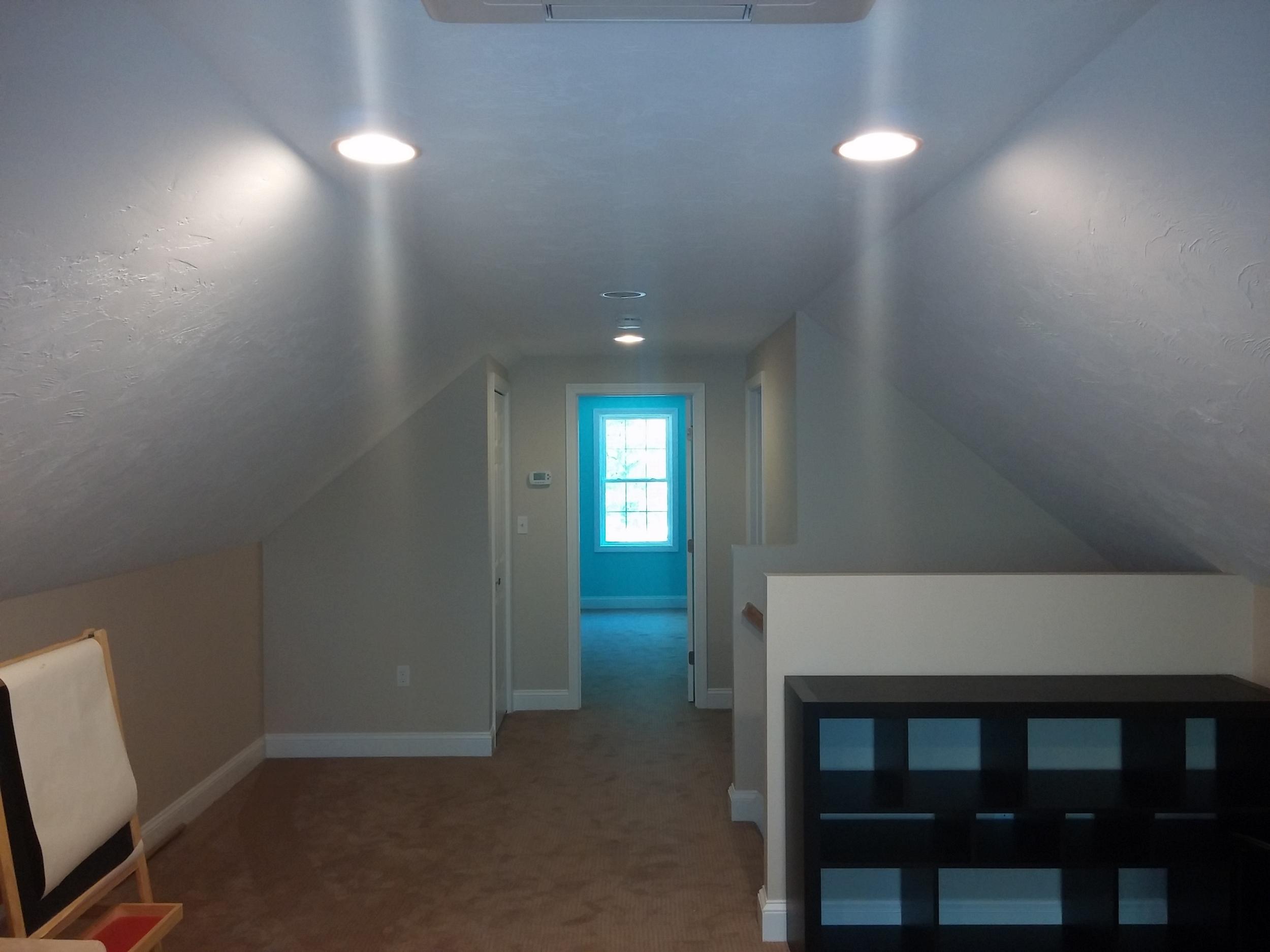 Attic Renovation/Remodel - Shrewsbury MA