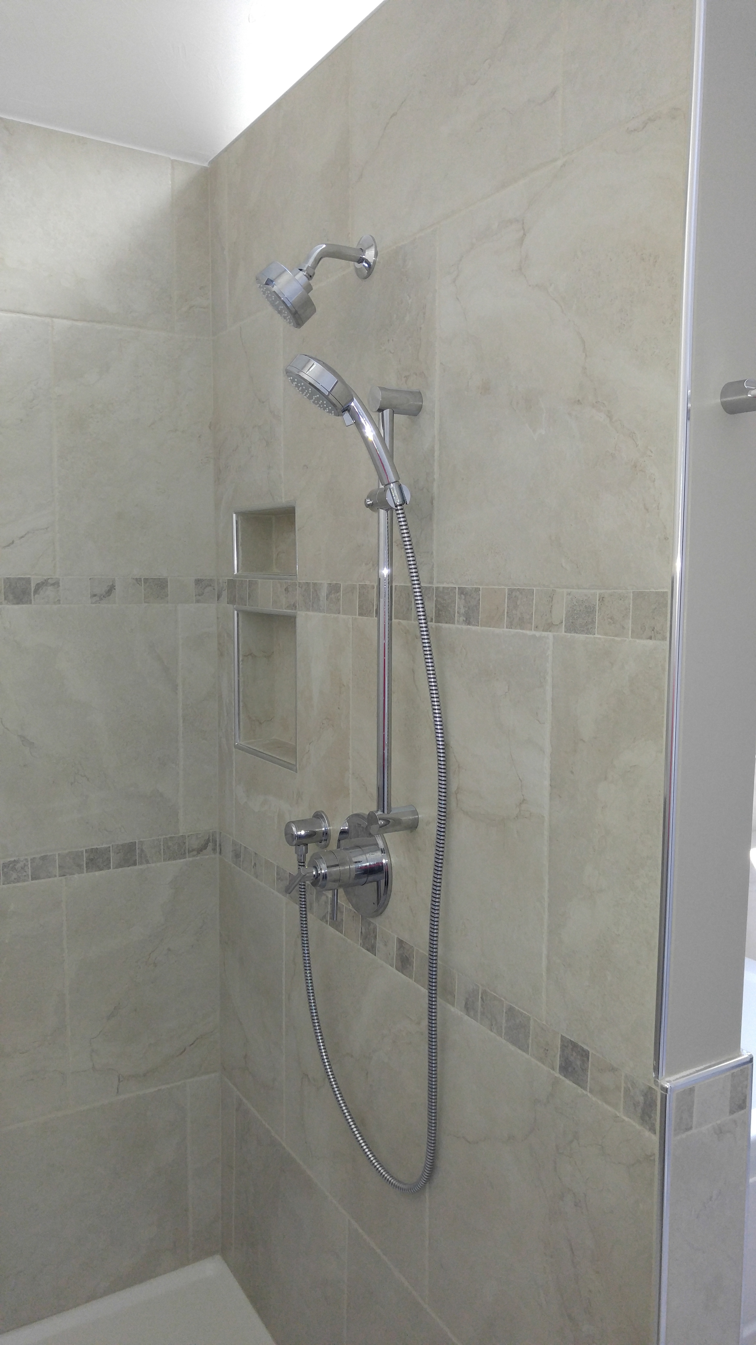 Upscale Bathroom Renovation/Remodel - Shrewsbury