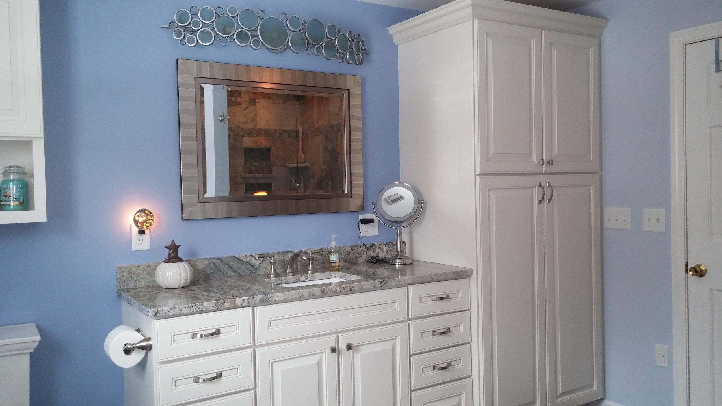 Upscale Bathroom Renovation/Remodel - West Brookfield, MA