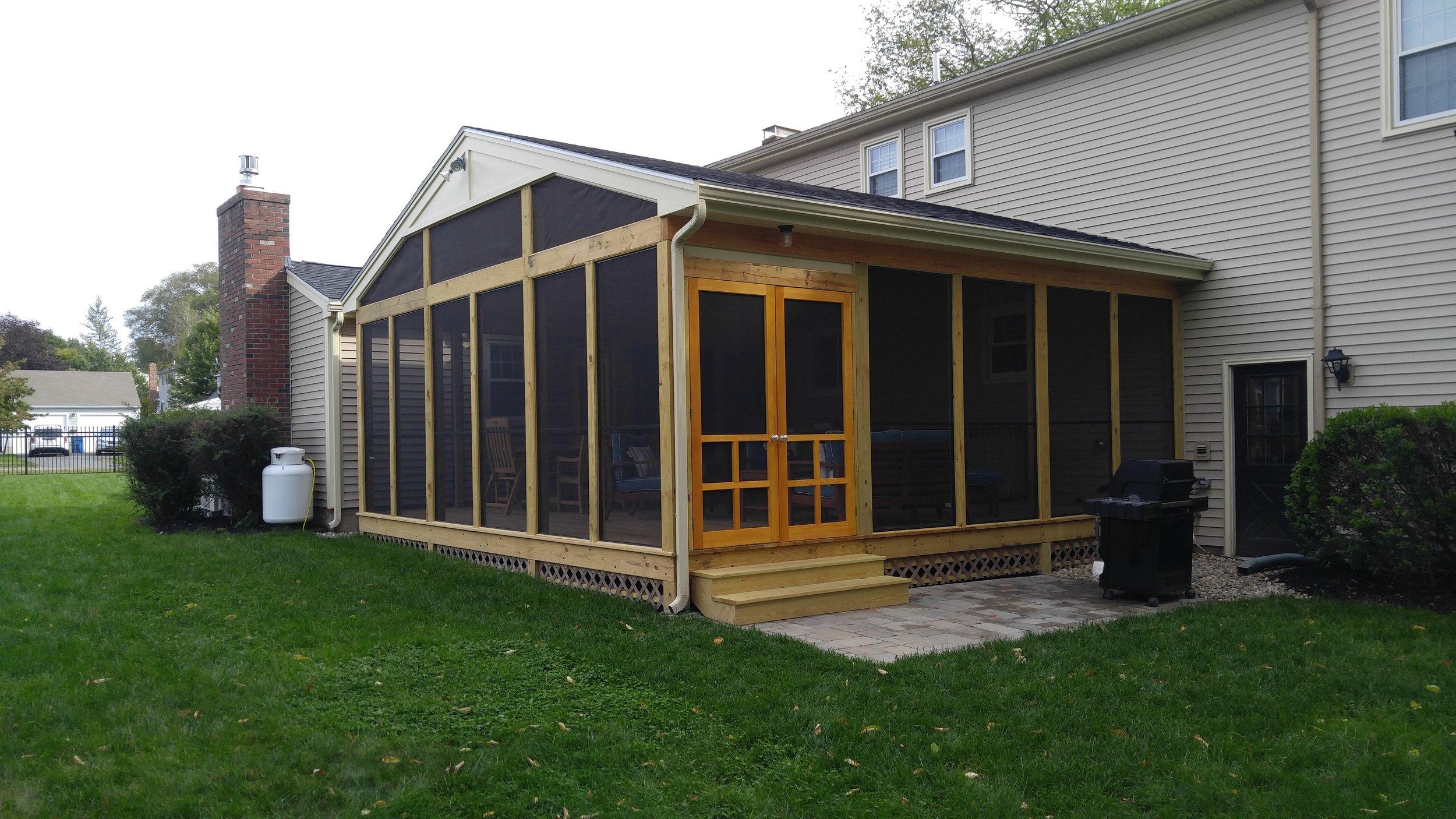 3 Season Porch/ Addition Sutton, MA