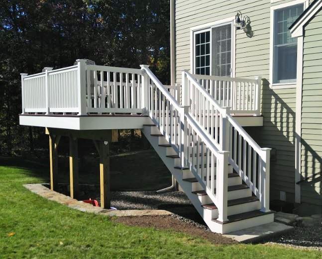 Composite Deck Boylston MA