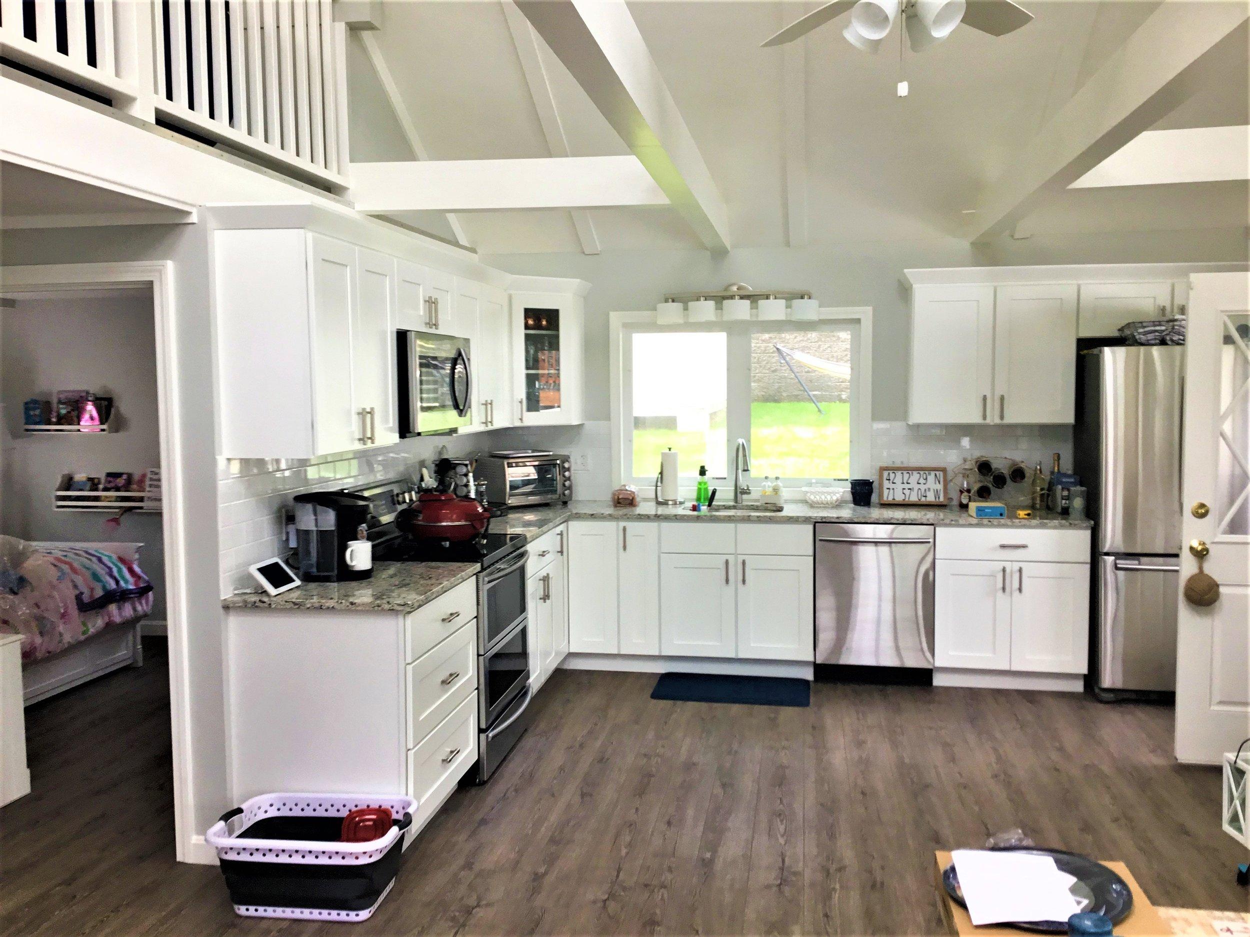 Whole House Renovation/Remodel - Spencer MA Stiles Reservoir