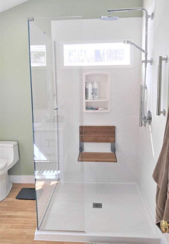 Master Bathroom Renovation/ Remodel - Stow MA