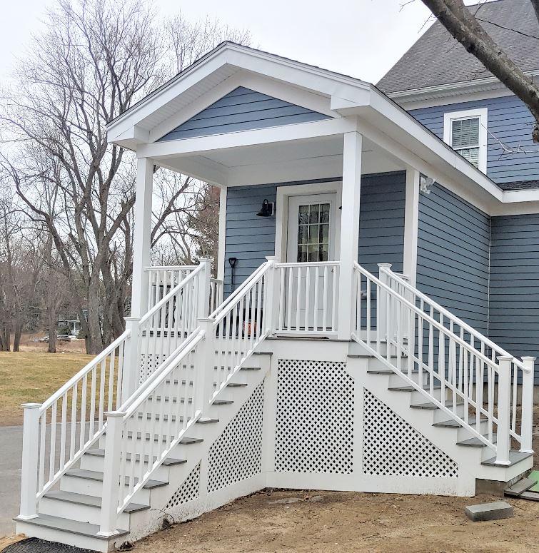 House/Home Addition - Hudson MA