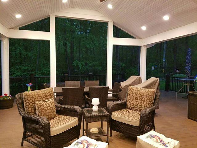 PAvilion/deck remodeling - douglas ma