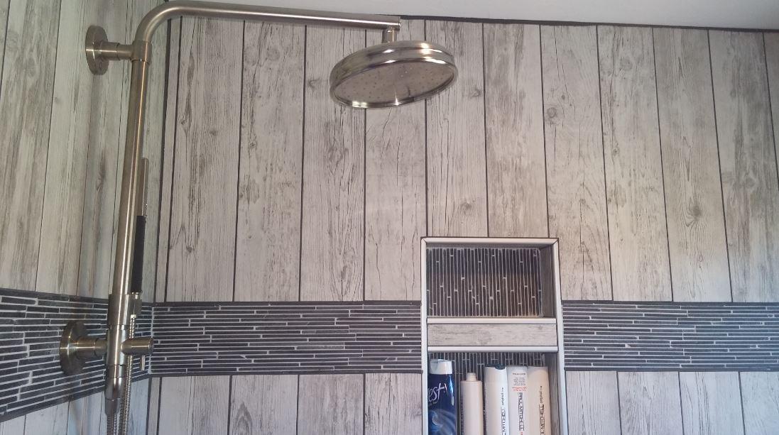 custom tile -bathroom renovation / remodeling - oxford ma