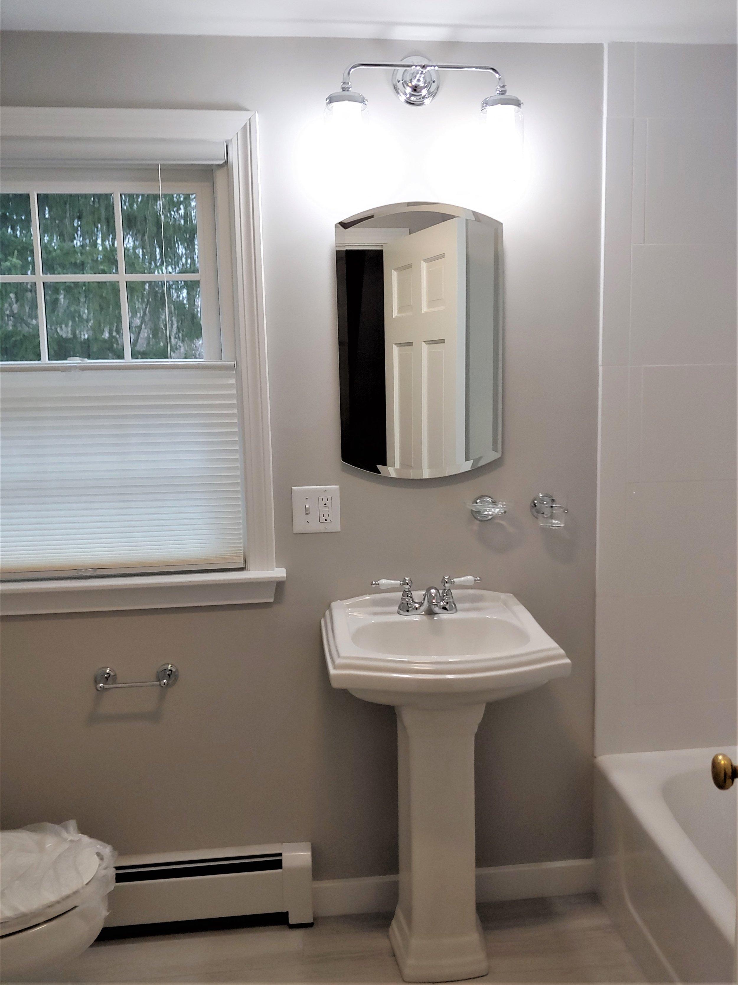 Bathroom Remodeling - Shrewsbury MA