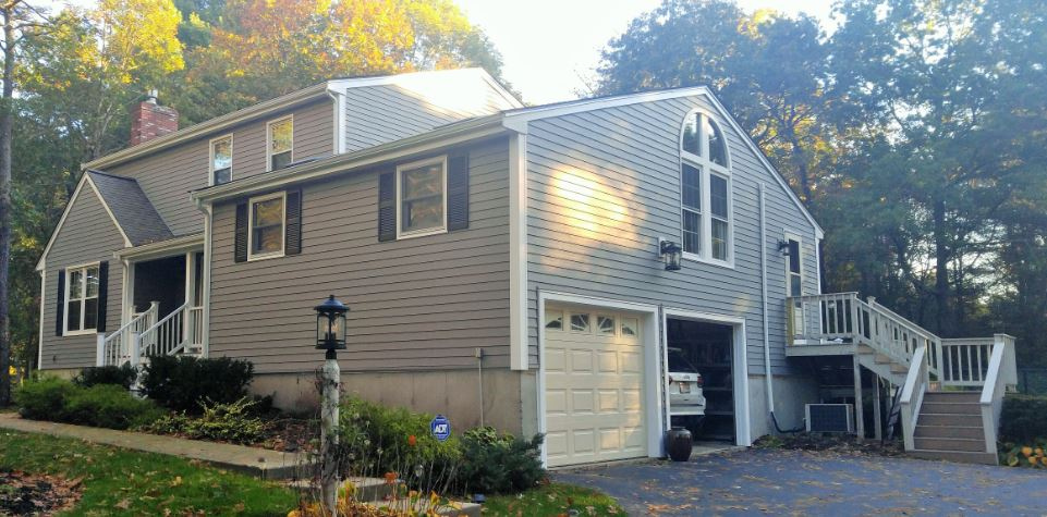 everlast siding - advanced composite siding technology - hopedale ma