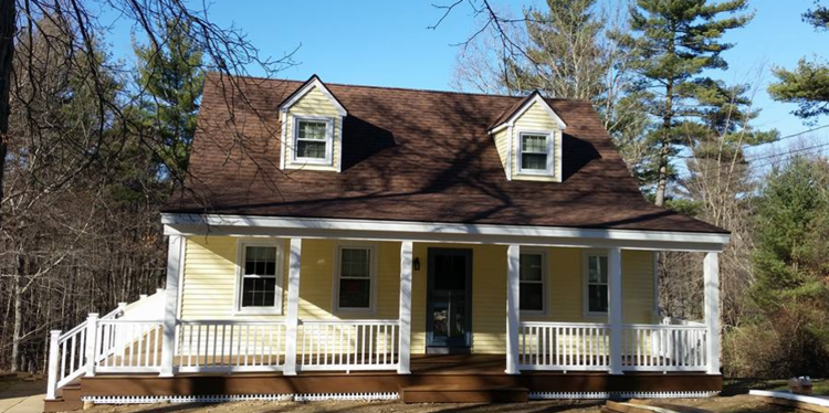 Certainteed Vinyl Siding Installed - Deck - Windows Replacement charlton MA