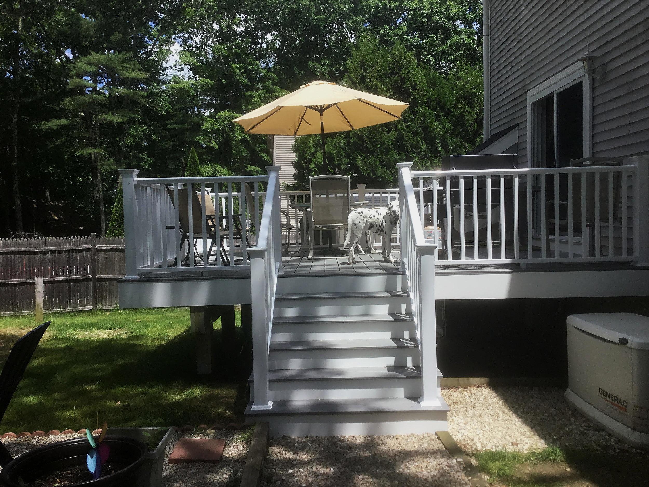Deck Remodel/Renovation- Charlton MA