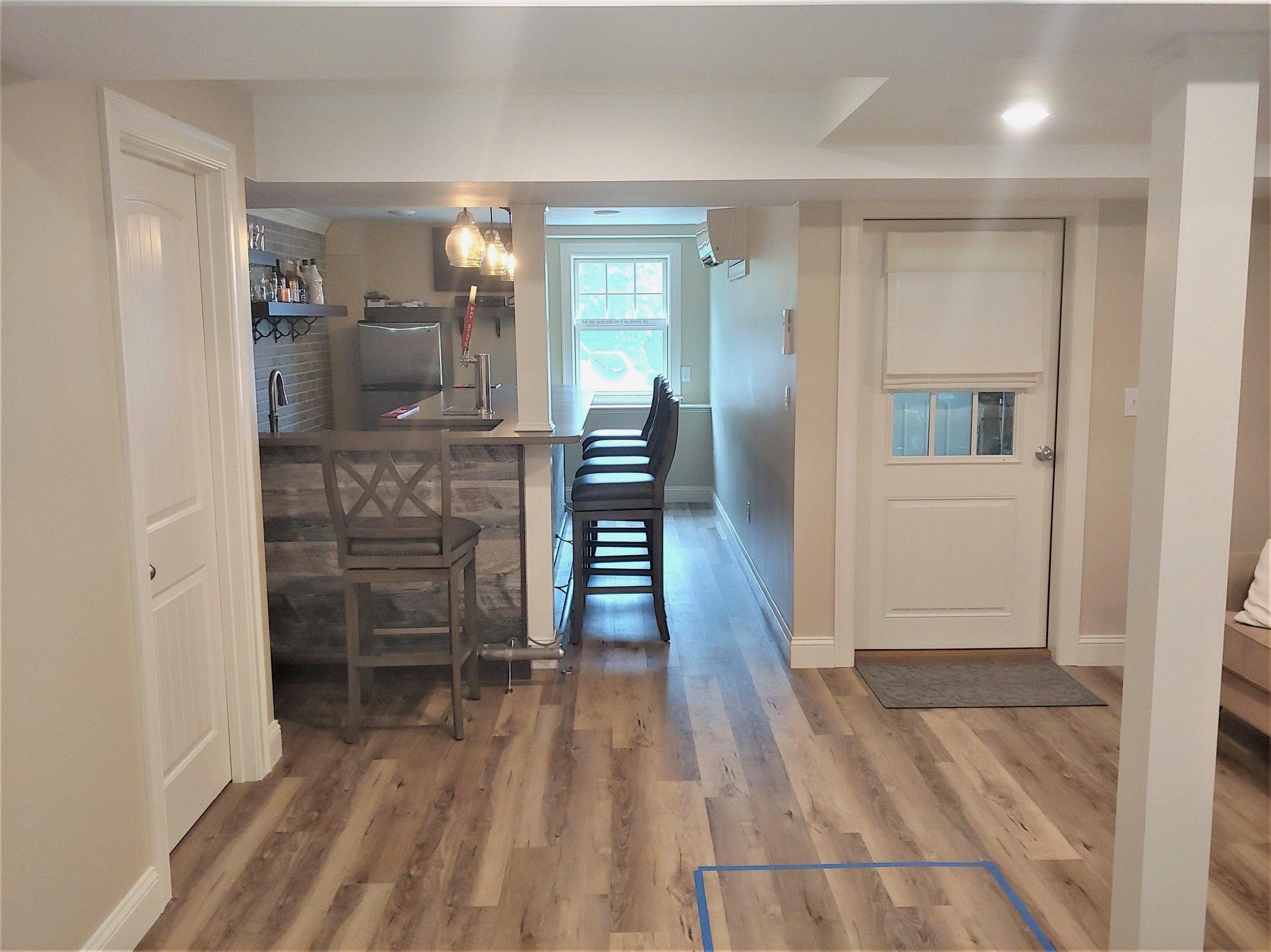 Basement Remodel/Renovation - Southbridge MA