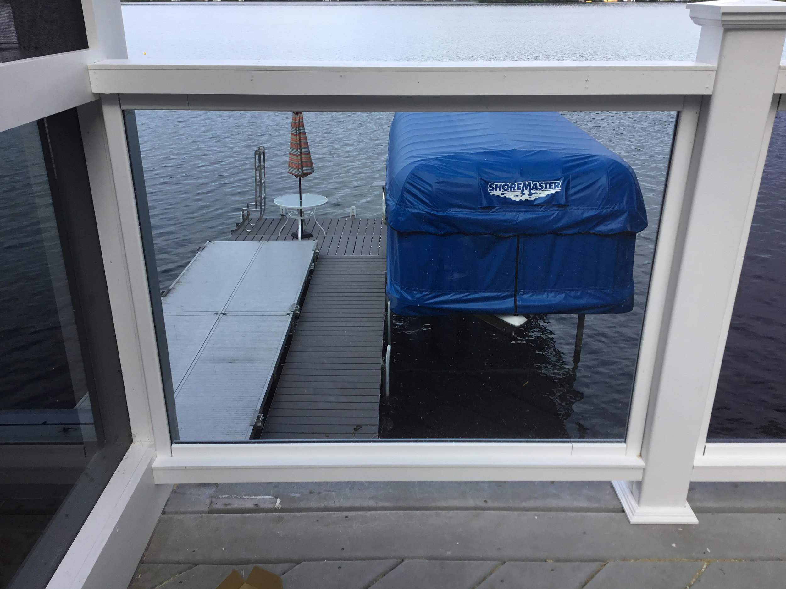 NEw shore master dock added