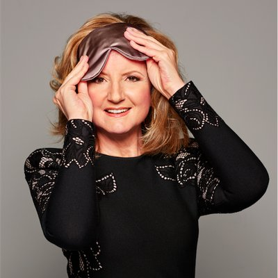 "Arianna Huffington , Co-founder and Editor in Chief, the Huffington Post Media Group, author ""The Sleep Revolution: Transforming Your Life, One Night at a Time""   ""Sleep is the ultimate performance enhancer"" 