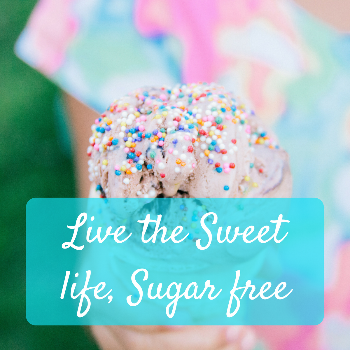 Live the Sweet life Sugar free with Bev Roberts from Living Fabulously
