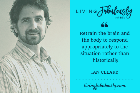 Ian Cleary talking about taking back control on Living Fabulously with Bev.png