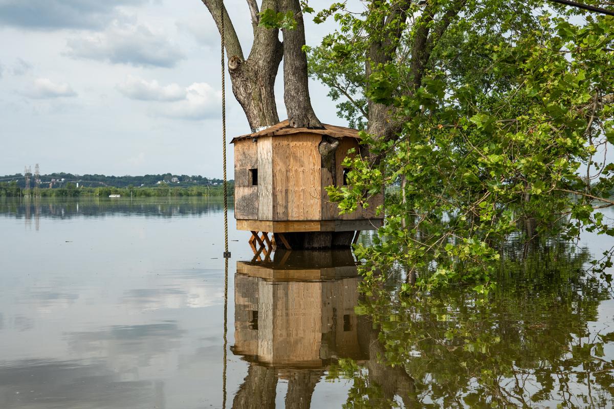 35_JennaCarliePhotography_June 5, 2019_West Alton Flood_Isolated Treehouse.jpg