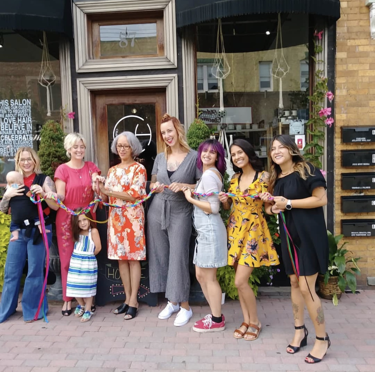 Craft House Salon Grand Opening Party