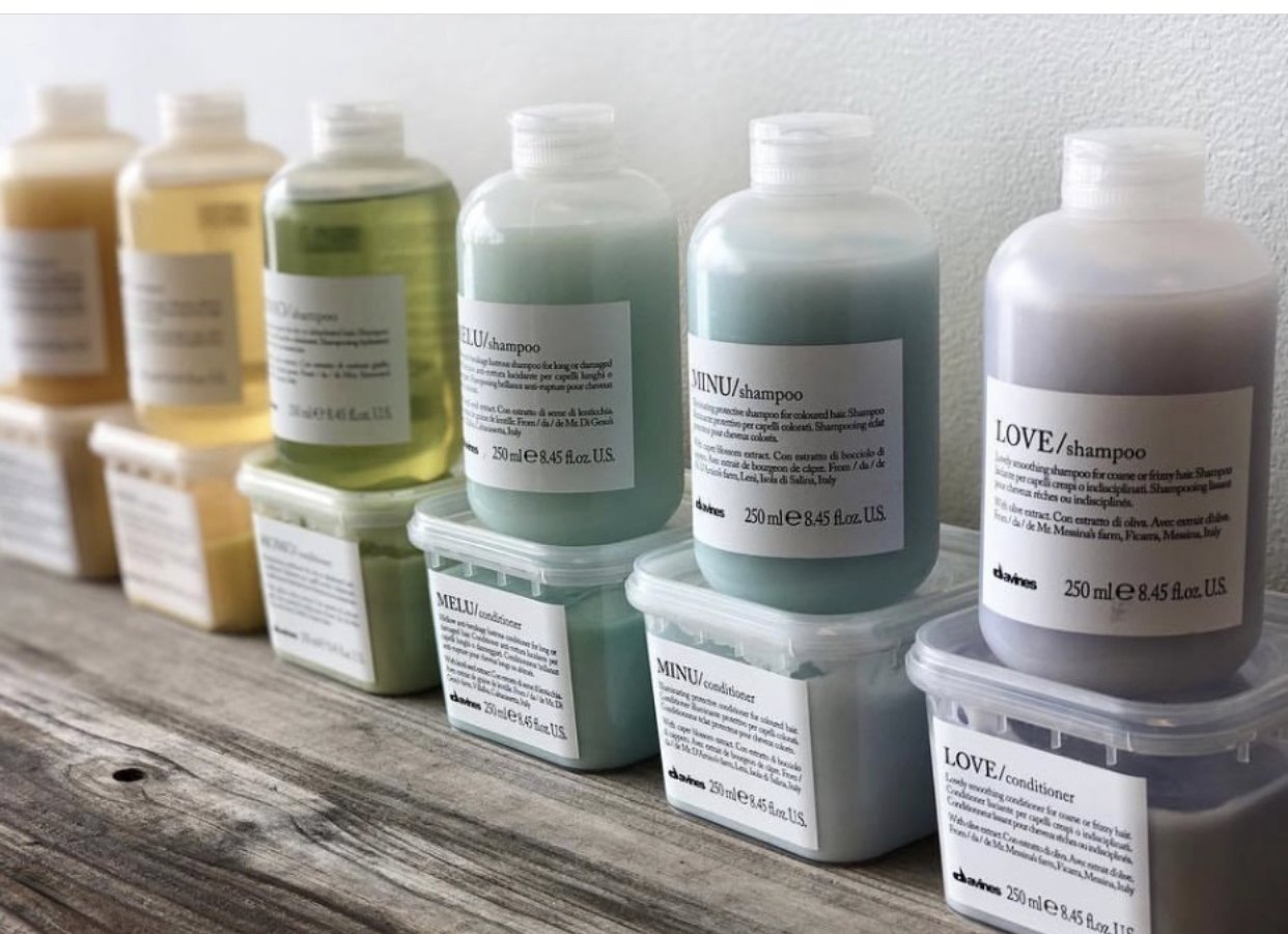 Essential Hair Care By Davines