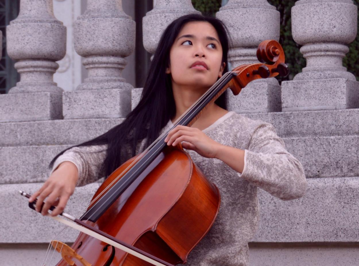 Patricia Fronda    Cello