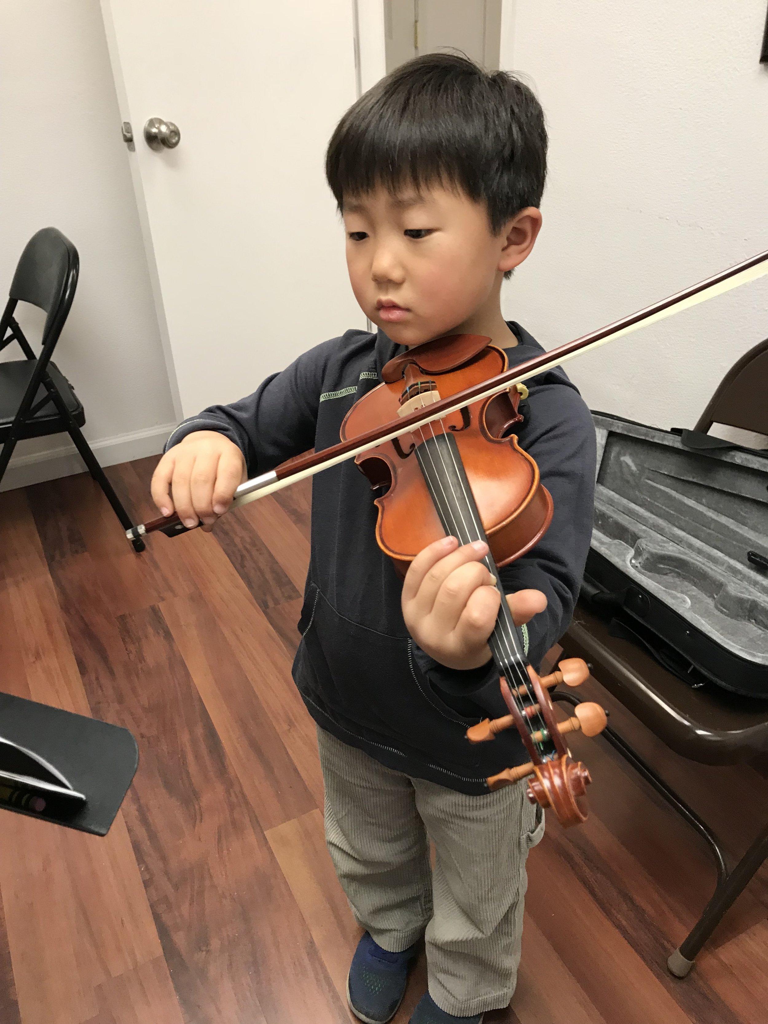 Violin Lessons Fresno Clovis
