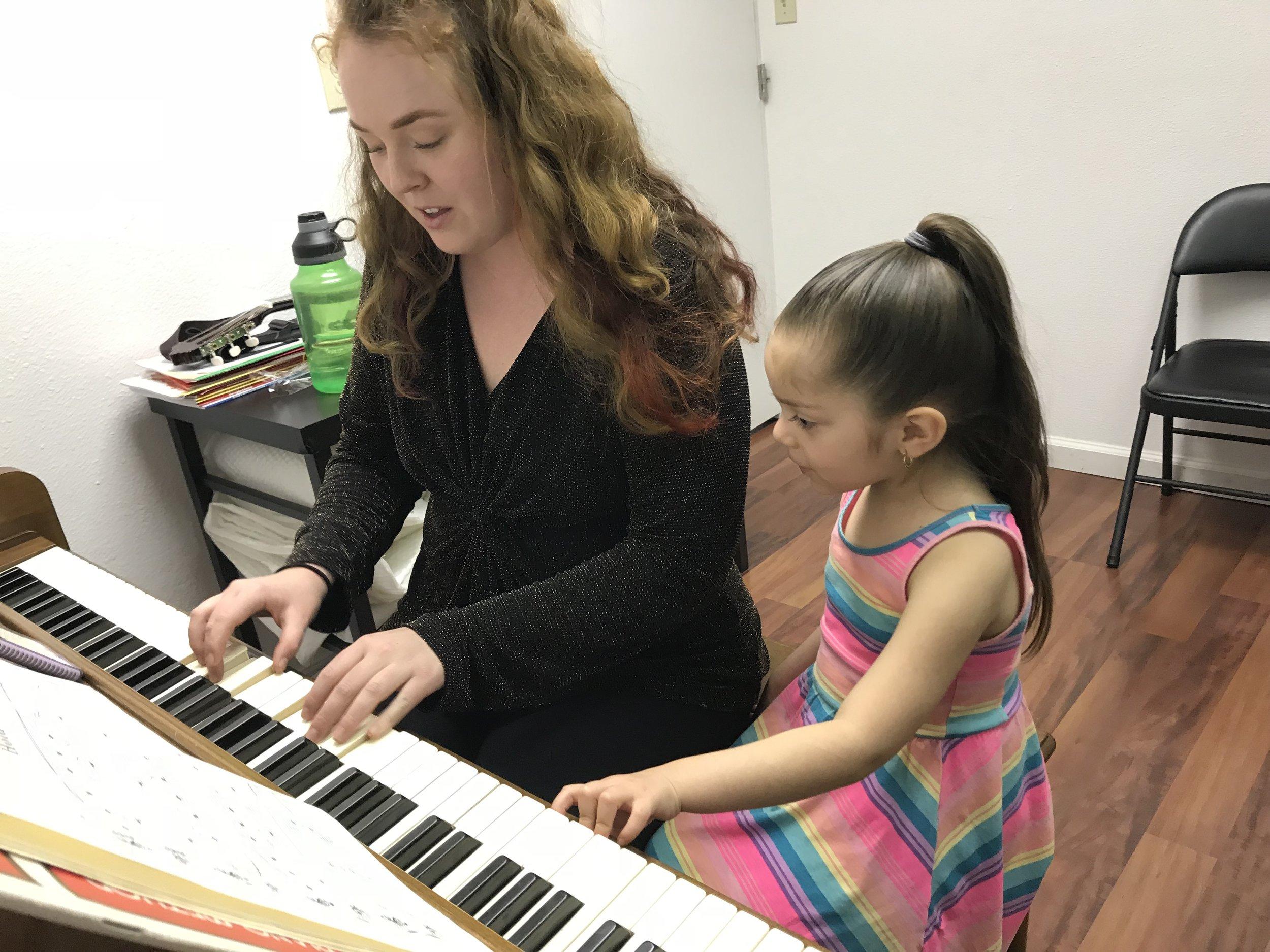 Voice and Piano Fresno