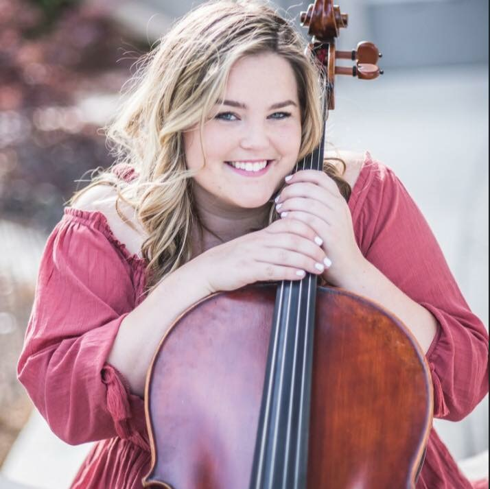 Grace Bernhardt    Cello