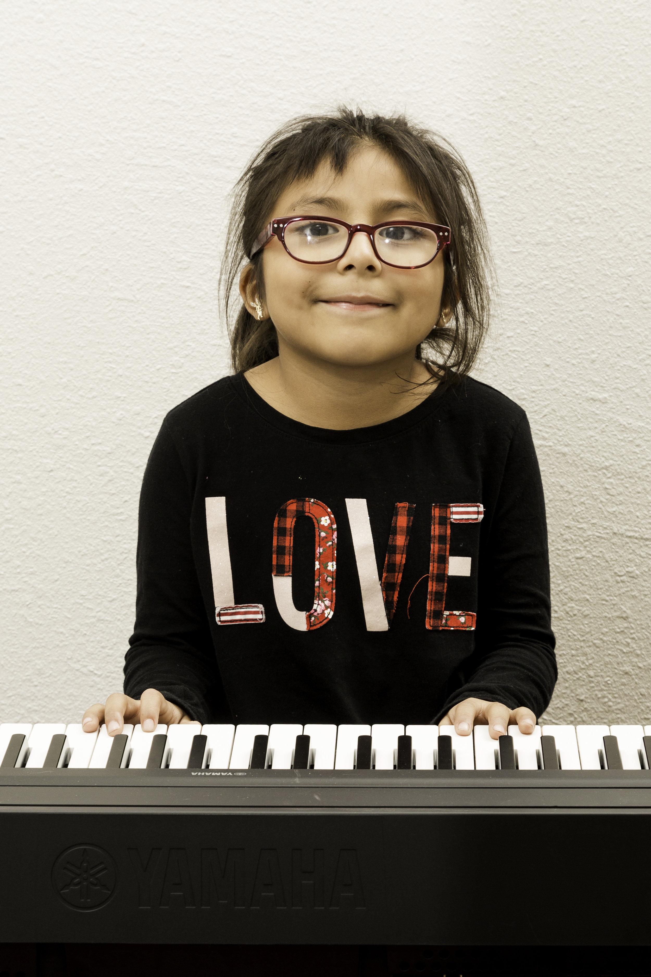 Piano Child Fresno and Clovis CA