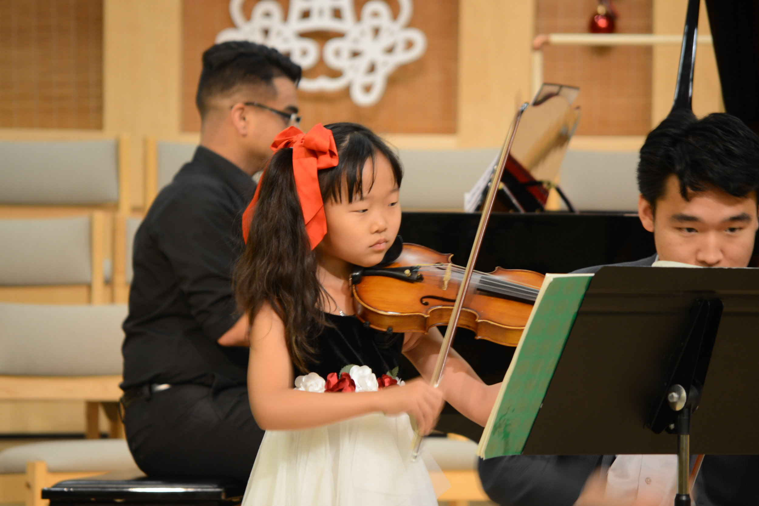 Winter Recital 2018