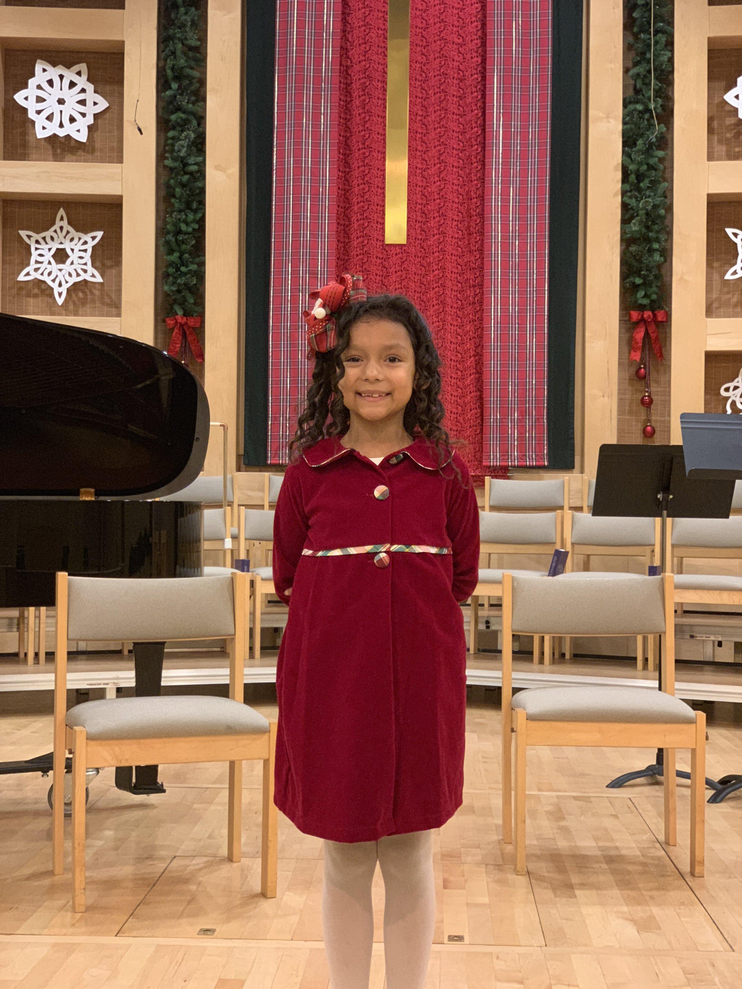 Winter Recital 2018